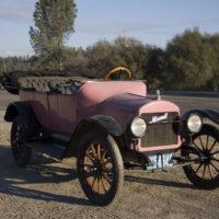 1915 Maxwell 25 Brass era car